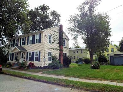 Saugerties Single Family Home For Sale: 42 Russell St.