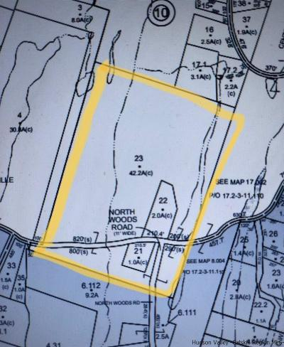 Saugerties Residential Lots & Land For Sale: Hommelville Road