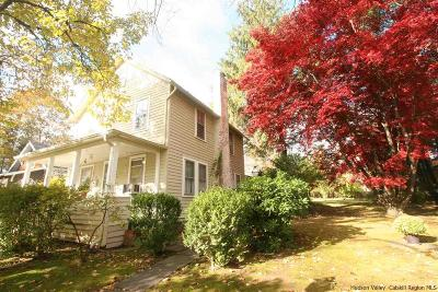 Ulster County Single Family Home For Sale: 12 Maple Lane