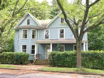 Kingston Single Family Home Fully Executed Contract: 206 Ten Broeck Ave.