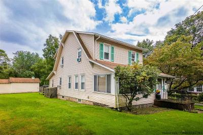 Kerhonkson Single Family Home Fully Executed Contract: 6241 Route 209