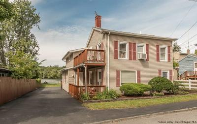 Saugerties Multi Family Home For Sale: 46 S Partition Street