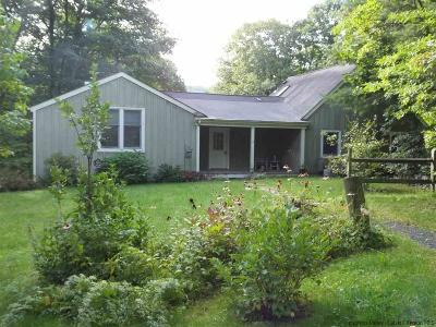 Kerhonkson Single Family Home Fully Executed Contract: 3 Shaft 2a Road
