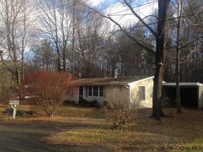 Bearsville Single Family Home Accepted Offer Cts: 105 Meadow Court