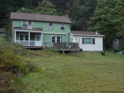 Napanoch Single Family Home For Sale: 108 Route 55