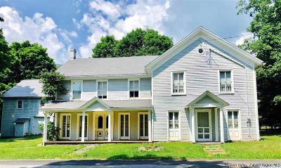Greene County Single Family Home For Sale: 124 Woodstock Avenue