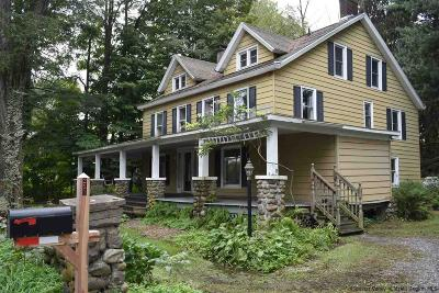 New Paltz Single Family Home For Sale: 251 Springtown Road