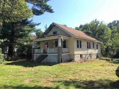 Ulster Park Single Family Home For Sale: 1474 Route 213