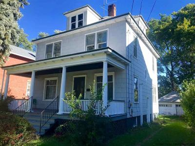 Saugerties NY Single Family Home Pending Continue To Show: $219,000