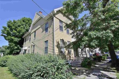 Kingston Multi Family Home For Sale: 194 Clinton Avenue