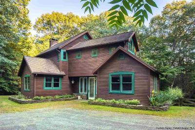 Kerhonkson NY Single Family Home Fully Executed Contract: $498,000