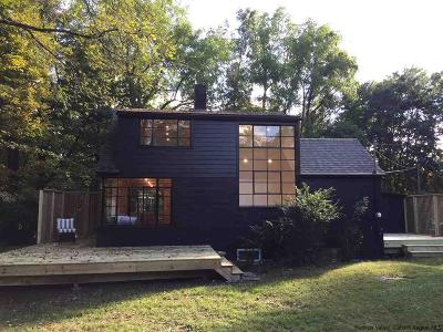 Woodstock NY Single Family Home Fully Executed Contract: $539,000