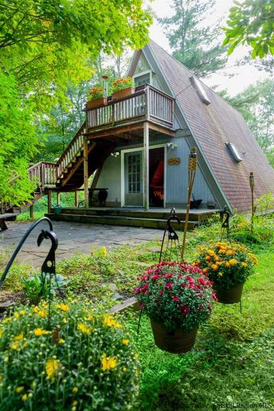 Chichester Single Family Home For Sale: 840 Route 214