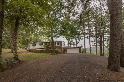 Ulster County Single Family Home Accepted Offer Cts: 459 Ashokan Road