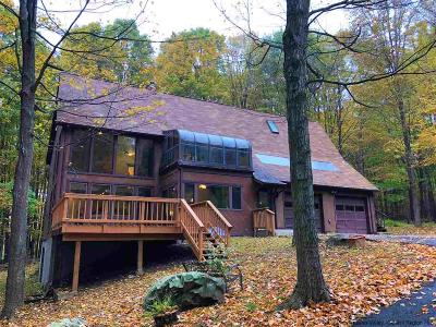 Ulster County Single Family Home For Sale: 436 North Elting Corners Road
