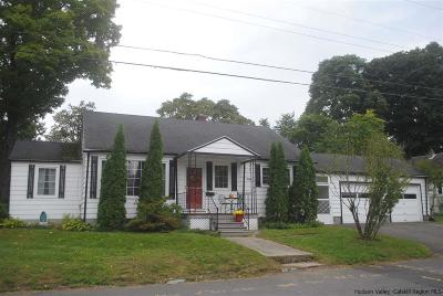 Ulster County Single Family Home For Sale: 46 Summer St.