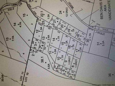 Ulster County Residential Lots & Land For Sale: Lot 11 Off Cottage Court