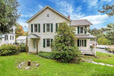 Plattekill Single Family Home Fully Executed Contract: 325 Crescent Avenue