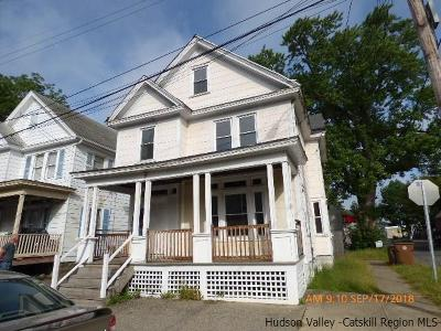 Kingston Single Family Home Fully Executed Contract: 61 Liberty Street