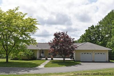 Milan Single Family Home For Sale: 462 Milan Hill Rd.