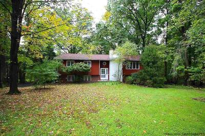 New Paltz Single Family Home Fully Executed Contract: 95 N Putt Corners Road