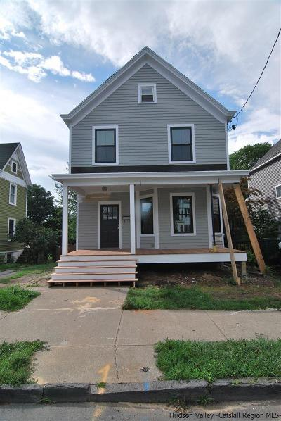 Ulster County Rental For Rent: 39 Hoffman Street