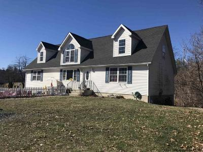 Saugerties Single Family Home For Sale: 1739 Route 32