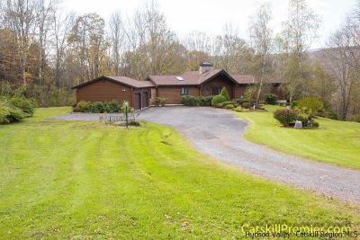 Delaware County Single Family Home Fully Executed Contract: 388 Scudder Hill Road