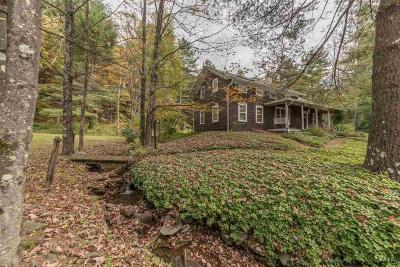 Ulster County Single Family Home For Sale: 115 Upper Boiceville Road