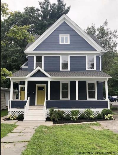 Ulster County Rental For Rent: 197 Washington Avenue #1