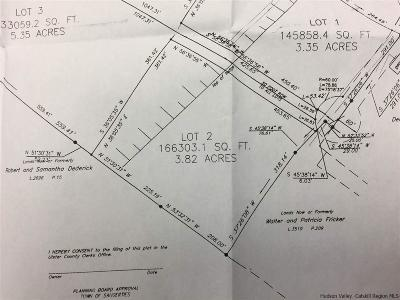 Saugerties Residential Lots & Land For Sale: Lot 2 Diamond Court