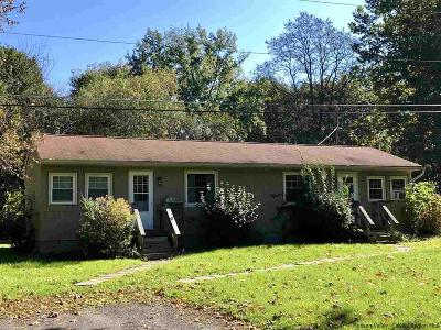 Rosendale Single Family Home For Sale: 13 & 15 Creekside Lane