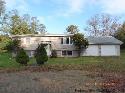 Germantown Single Family Home Fully Executed Contract: 122 E Camp Road