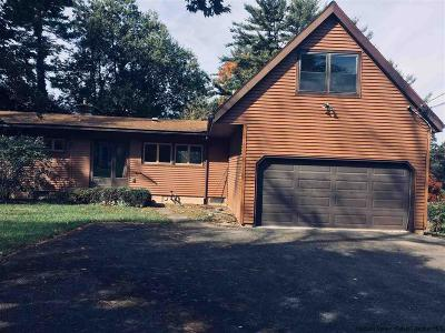 Hurley Single Family Home For Sale: 434 Mountain View Avenue