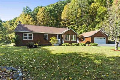 Saugerties Single Family Home Fully Executed Contract: 570 Churchland Road