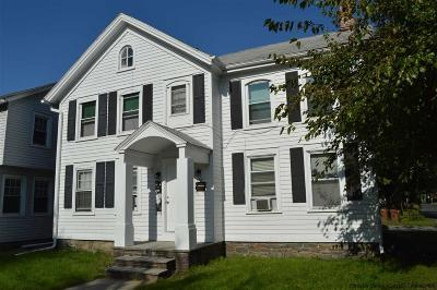 Kingston Multi Family Home Fully Executed Contract: 172 Tenbroeck Avenue