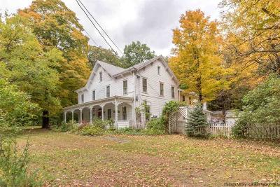 Saugerties Single Family Home For Sale: 474 W Saugerties Road