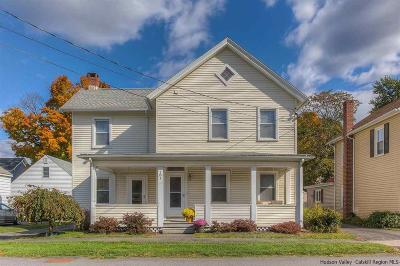 Single Family Home Fully Executed Contract: 181 Bayard Street