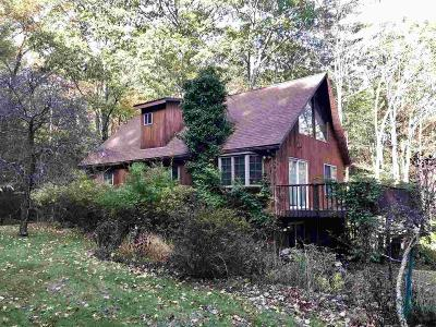 Hurley Single Family Home Fully Executed Contract: 401 Glenford-Wittenberg Road