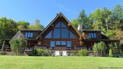 Greene County Single Family Home For Sale: 1260 Spruceton Rd.