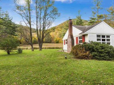 Chichester Single Family Home For Sale: 847 Route 214