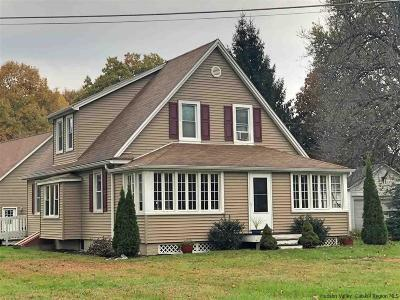 New Paltz Multi Family Home For Sale: 43-45-55 S Ohioville Road