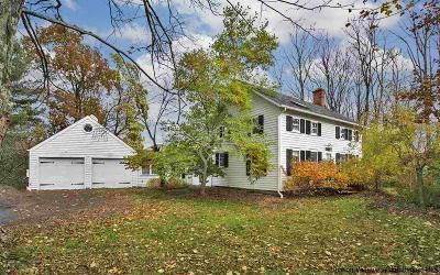 Woodstock Single Family Home For Sale: 96 Wittenberg Rd