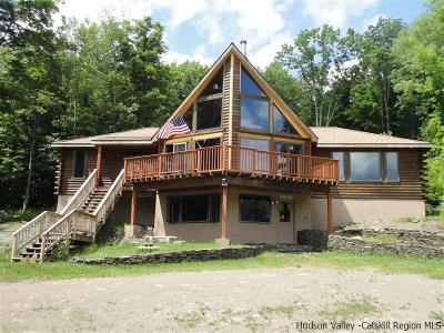 Delaware County Single Family Home For Sale: 169 Fox Ridge Road