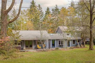 Woodstock NY Single Family Home For Sale: $415,000