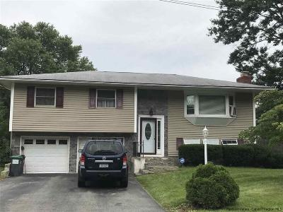 Saugerties Single Family Home Accepted Offer Cts: 11 Willow Road