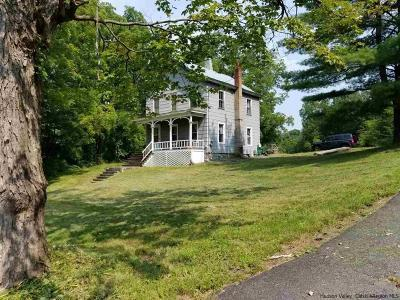 Single Family Home For Sale: 63 Union Center Road