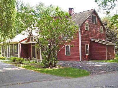 Woodstock NY Single Family Home Fully Executed Contract: $749,990