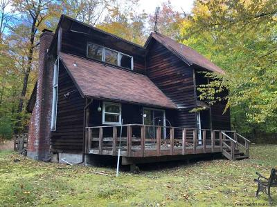 Woodstock NY Single Family Home For Sale: $189,900