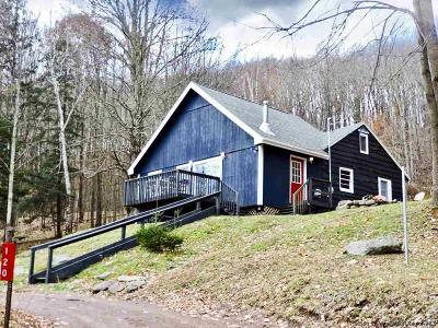 Delaware County Single Family Home Fully Executed Contract: 120 Blake Road